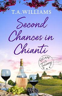 Second Chances in Chianti Cover