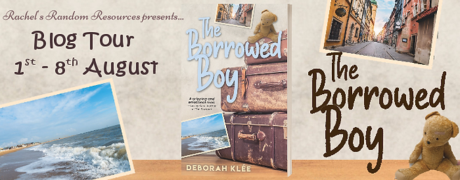 The Borrowed Boy Banner