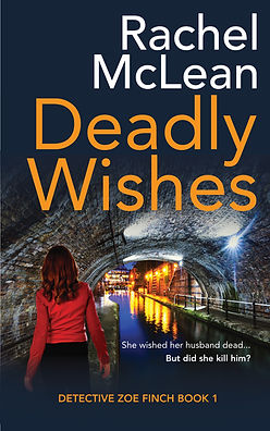 Deadly Wishes Cover