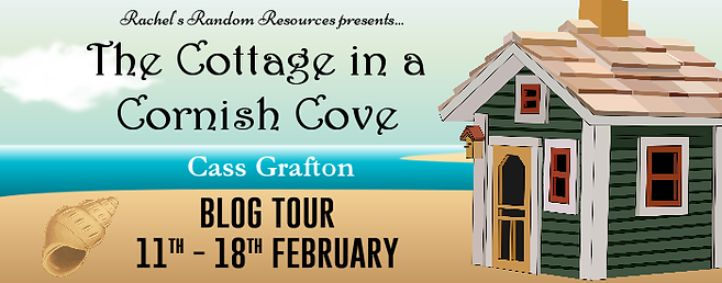 The Cottage in a Cornish Cove Banner