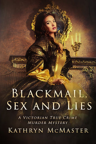 Blackmail,Sex and Lies Cover
