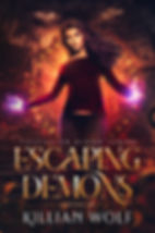 Escaping Demons Cover