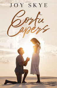 Corfu Capers Cover
