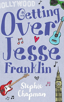 Getting Over Jesse Franklin Cover