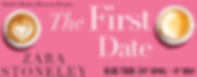 The First Date Banner