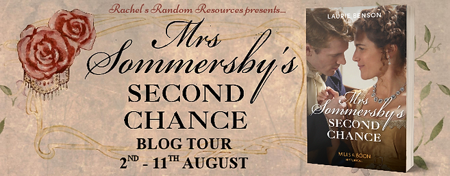 Mrs Sommersby's Second Chance Banner