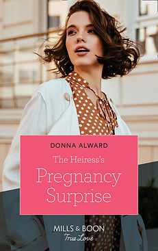 The Heiress's Pregnancy Surprise Cover