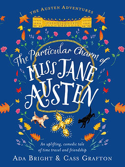 The Particular Charm of Miss Jane Austen Cover