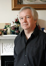 Christopher Bowden Author Photo