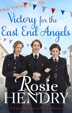 Victory for the East End Angels Cover