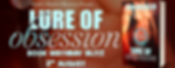 Lure Of Obsession Banner