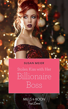 Stolen Kiss with her Billionaire Boss Cover