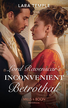 Lord Ravenscar's Inconvenient Betrothal Cover