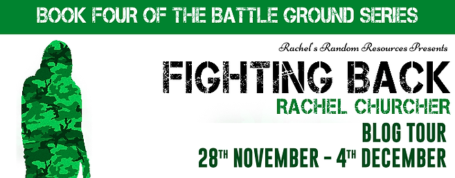 Fighting Back Banner
