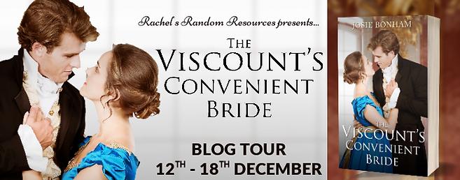 The Viscount's Convenient Bride Banner