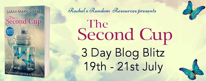 The Second Cup Blog Tour Banner