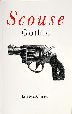 Scouse Gothic (Book 1) 'The Pool of Life..and Death' Cover