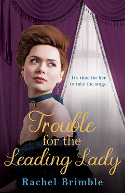 Trouble For The Leading Lady Cover