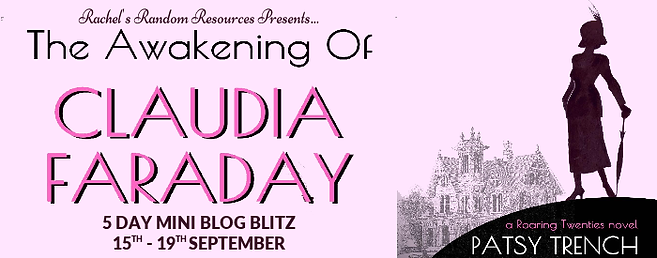 The Awakening Of Claudia Faraday Banner