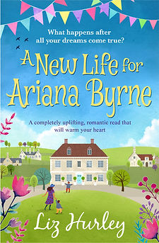 A New Life for Ariana Byrne Cover