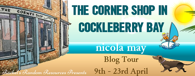 The Corner Shop in Cockleberry Bay Banner