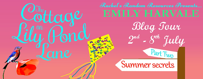 The Cottage on Lily Pond Lane - Part Two: Summer secrets Banner