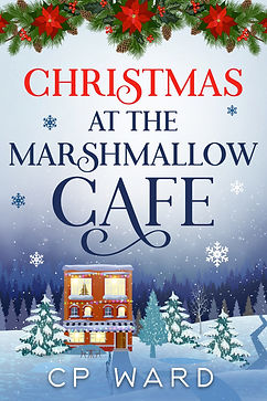 Christmas at the Marshmallow Cafe Cover
