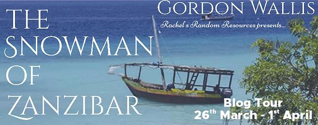 The Snowman Of Zanzibar Banner