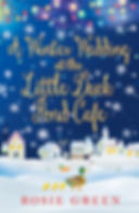 A Winter Wedding at the Little Duck Pond Cafe Cover