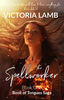 The Spellworker Cover