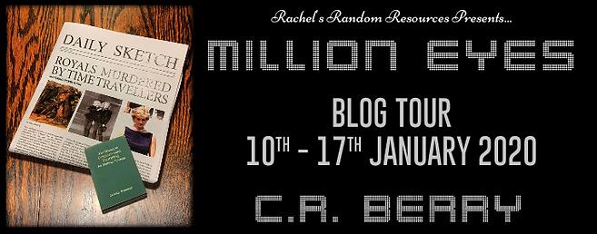 Million Eyes Banner