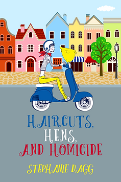 Haircuts, Hens and Homicide Cover