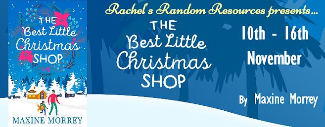The Best Little Christmas Shop Banner