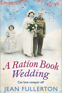 A Ration Book Wedding Cover