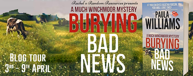 Burying Bad News Banner