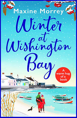 Winter at Wishington Bay Cover