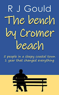 The bench by Cromer beach Cover