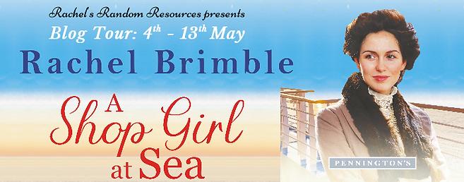 A Shop Girl At Sea Banner