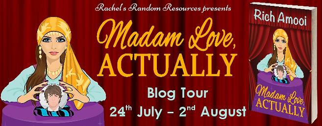 Madam Love, Actually Banner