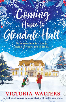Coming Home to Glendale Hall Cover