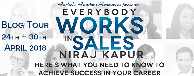 Everybody Works In Sales Blog Tour