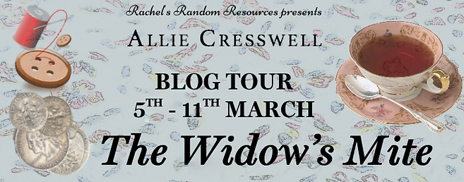 The Widows Mite Banner