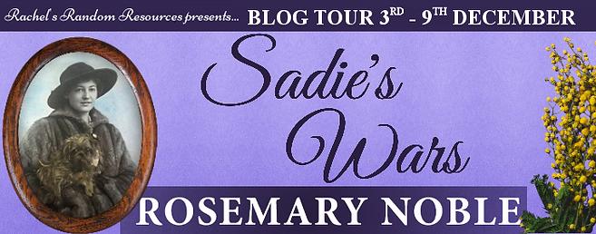 Sadie's Wars Banner