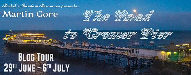 The Road to Cromer Pier Banner