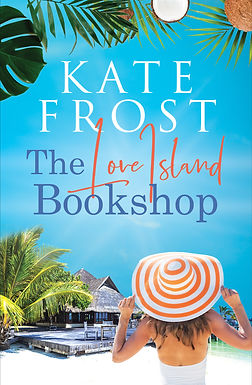 The Love Island Bookshop Cover