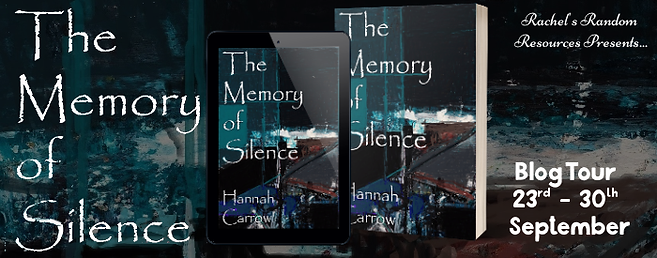 The Memory of Silence Banner