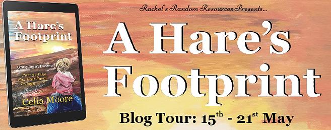 A Hare's Footprint Banner