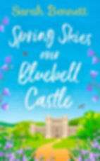 Spring Skies over Bluebell Castle Cover