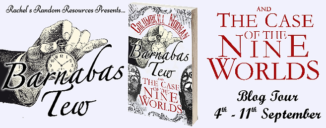 Barnabas Tew and the Case of the Nine Worlds Banner