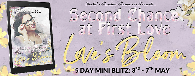 Second Chance at First Love Banner